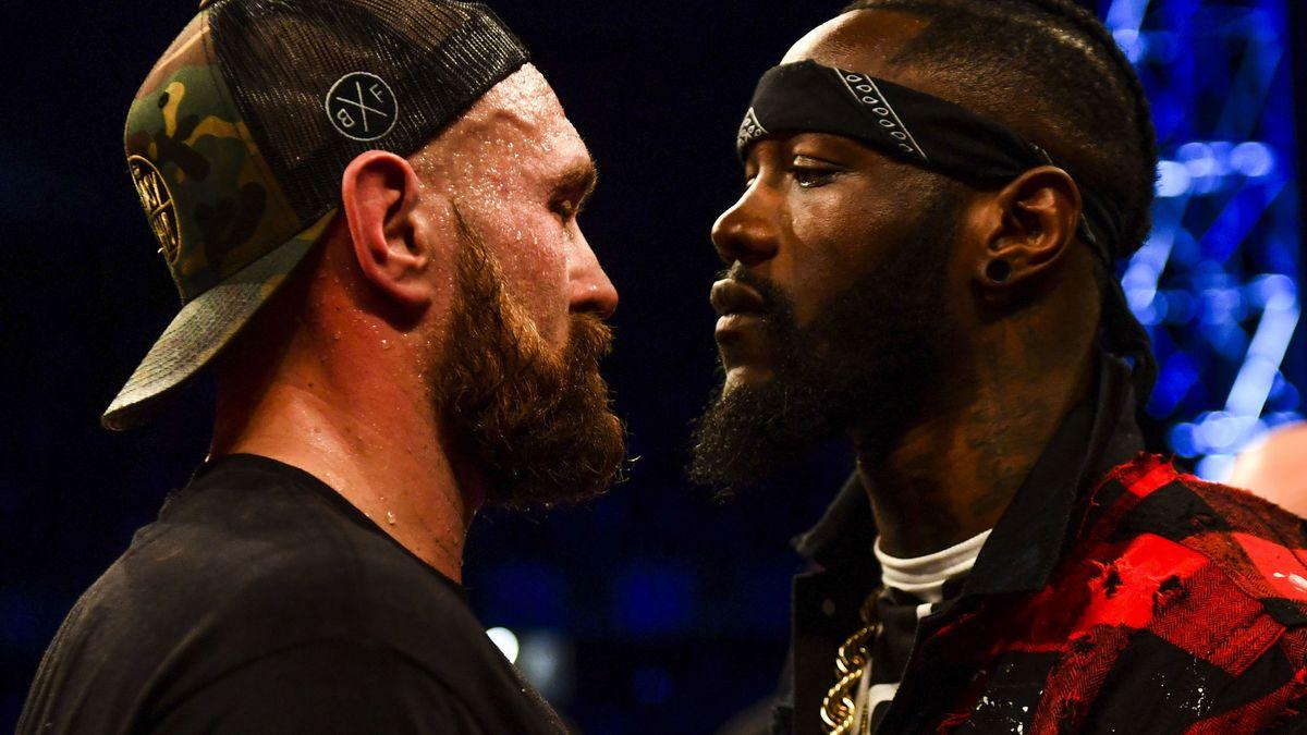 Boxe : Tyson Fury compte bien se servir de ses erreurs pour battre Wilder !