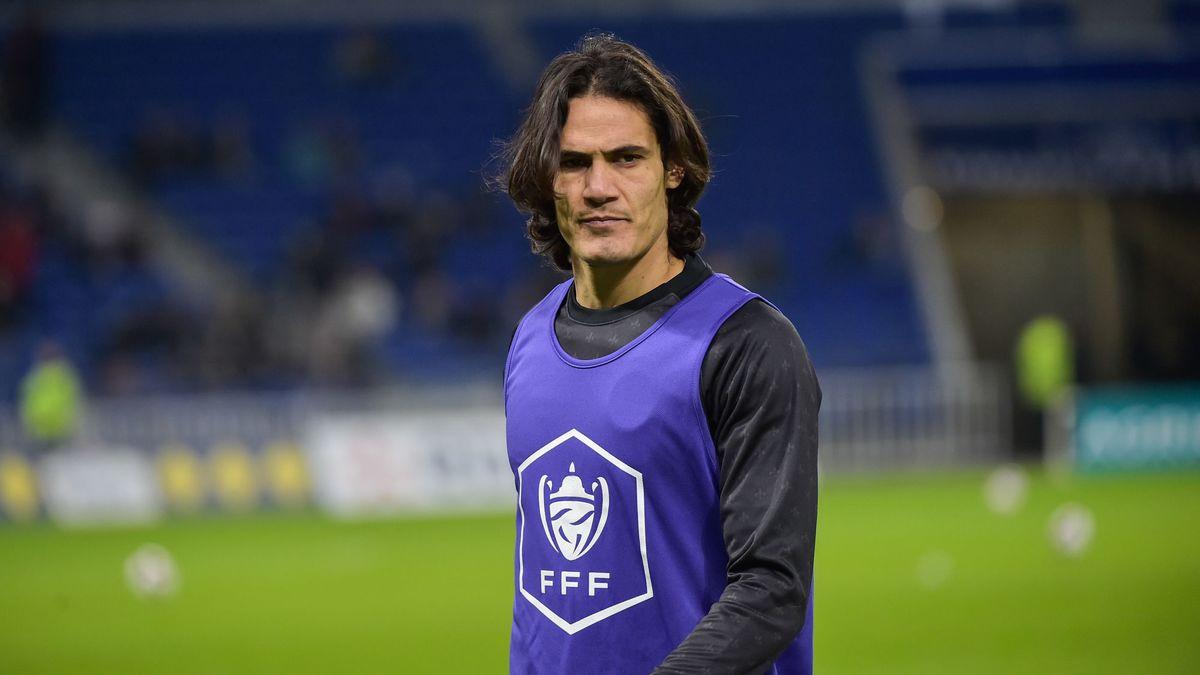 Tuchel confirme l'absence de Cavani à Caen — PSG