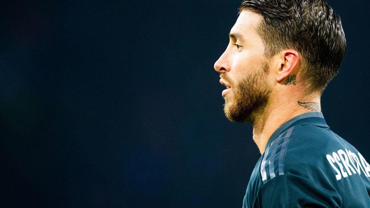 La sanction est tombée pour Sergio Ramos — LdC