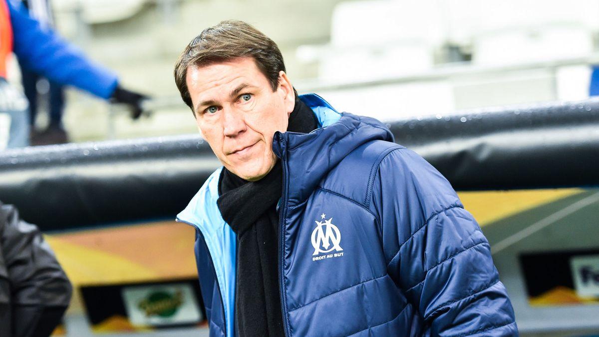 Rudi Garcia commente la rumeur Milan — OM