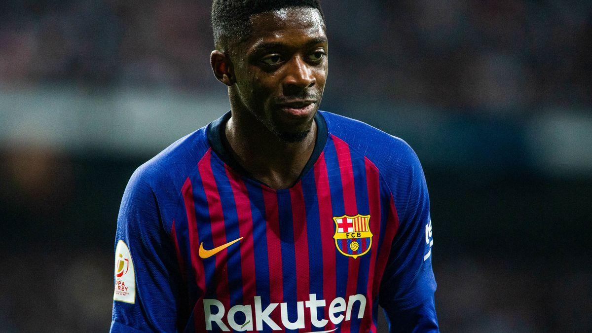 Le Barça sans Dembélé face à l'OL ?