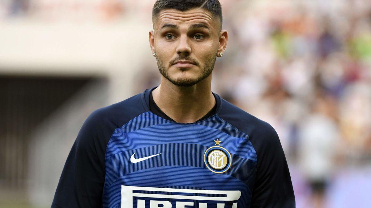 Icardi repris contre la Lazio ? Spalletti a pris sa décision