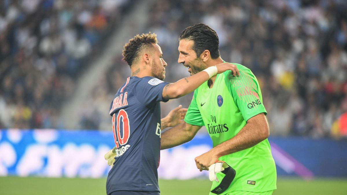 2 ans de plus pour Gianluigi Buffon — PSG