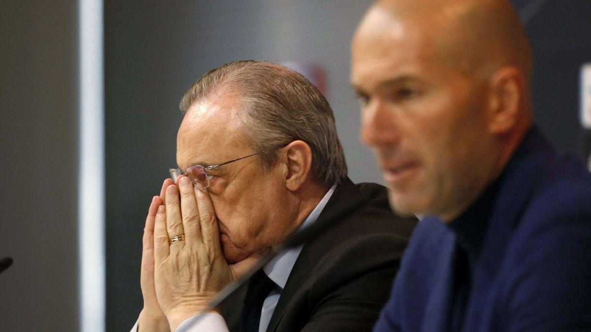 Real Madrid - Malaise : Un ultimatum lancé par Pérez à Zidane ?