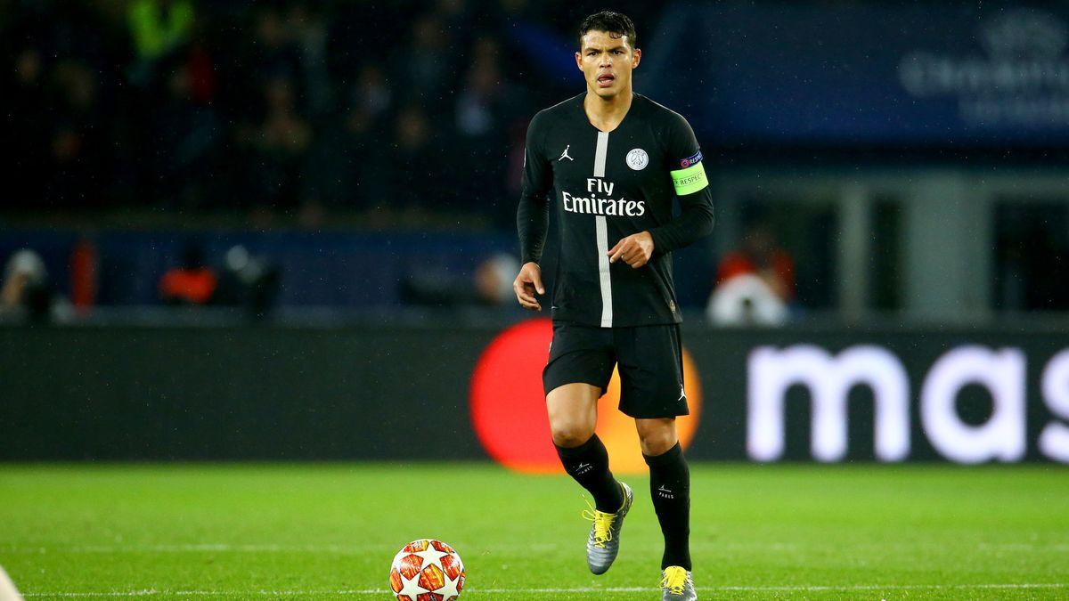 Thiago Silva poussé dehors — Mercato PSG