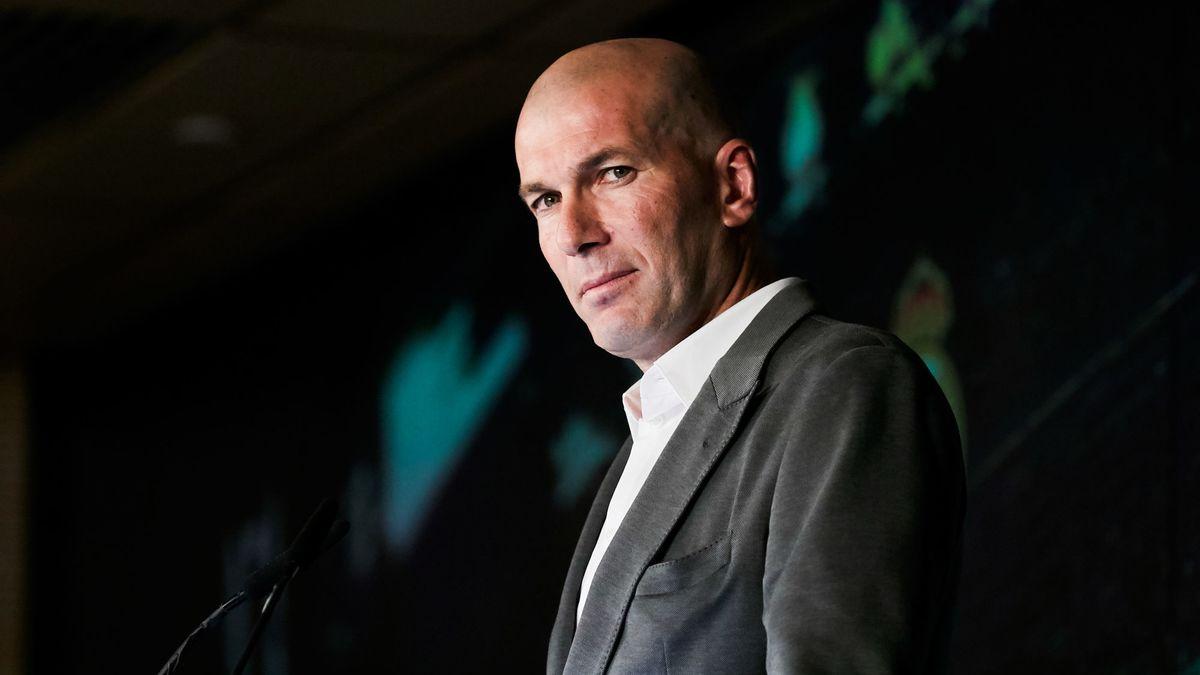 OL : Zinedine Zidane prêt à jouer un mauvais coup à Jean-Michel Aulas