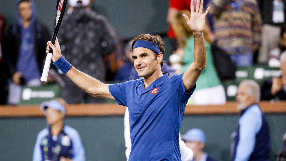 ATP Miami: Roger Federer assure sa place en huitièmes de finale
