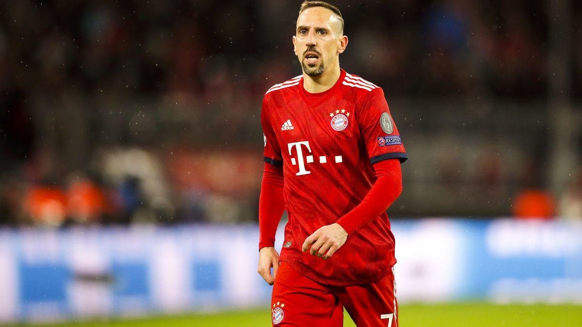 Franck Ribéry bientôt entraîné par Xavi