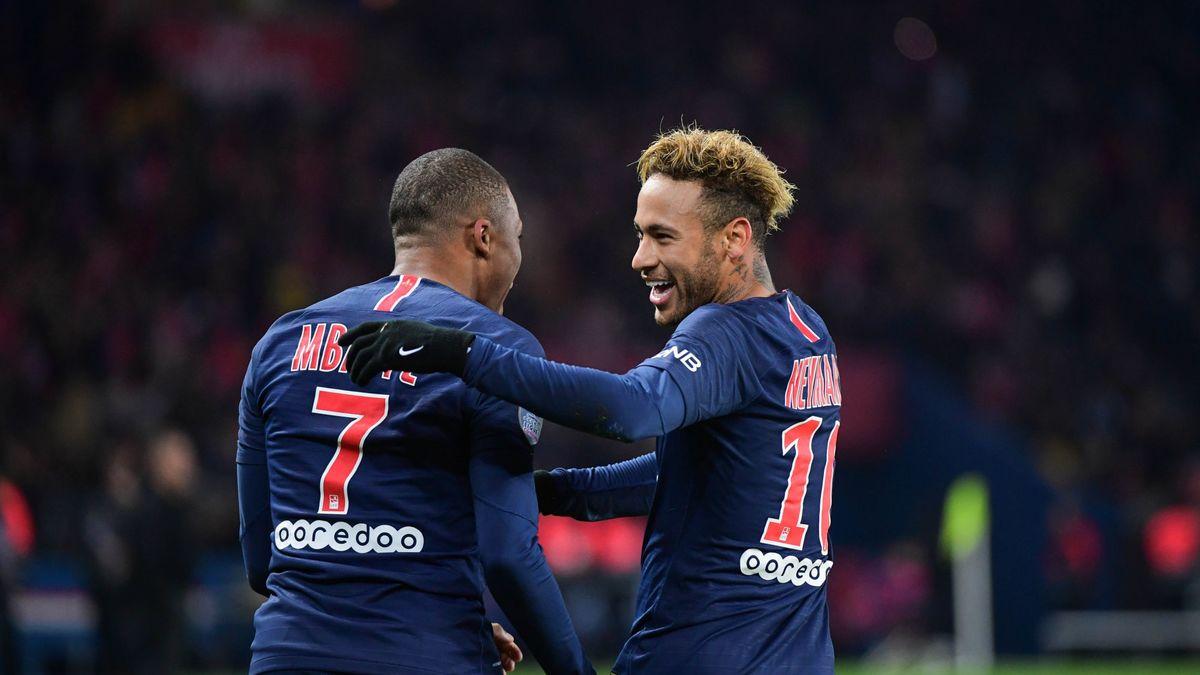PSG : Neymar contrarié par Kylian Mbappé pour son avenir
