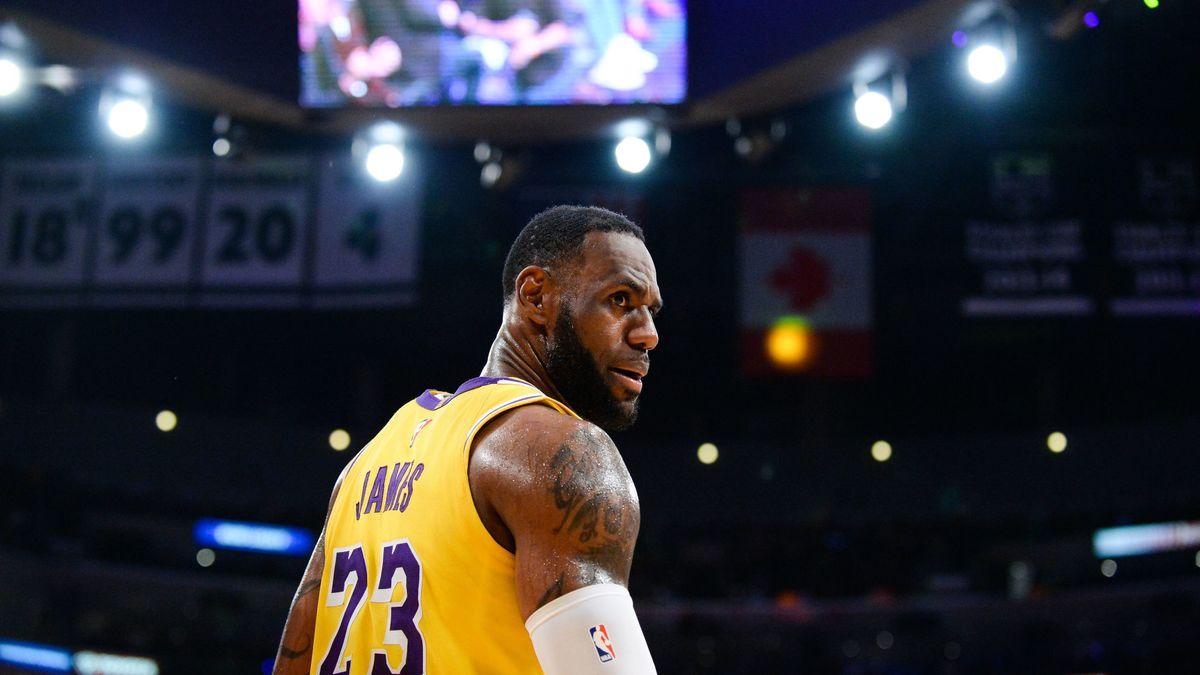 d38e57b9f619 Basket - NBA   Les confidences de LeBron James sur sa fin de saison…