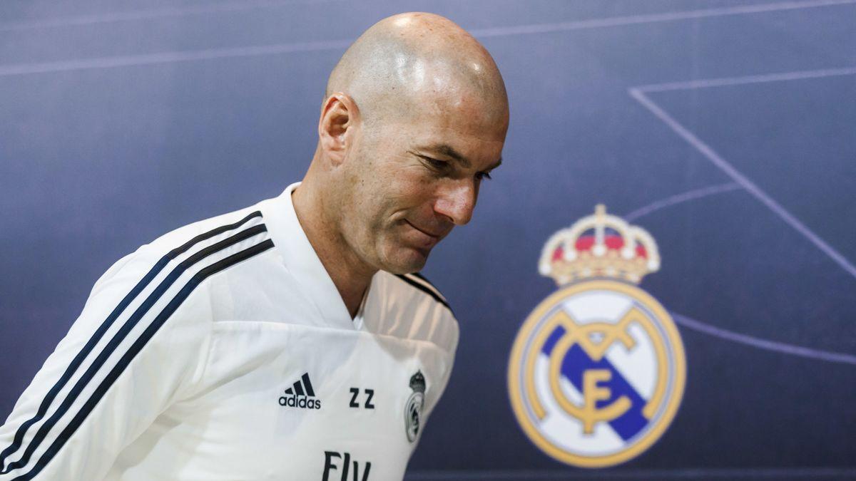 Real Madrid : «Zidane a plus de pouvoirs que la première fois»