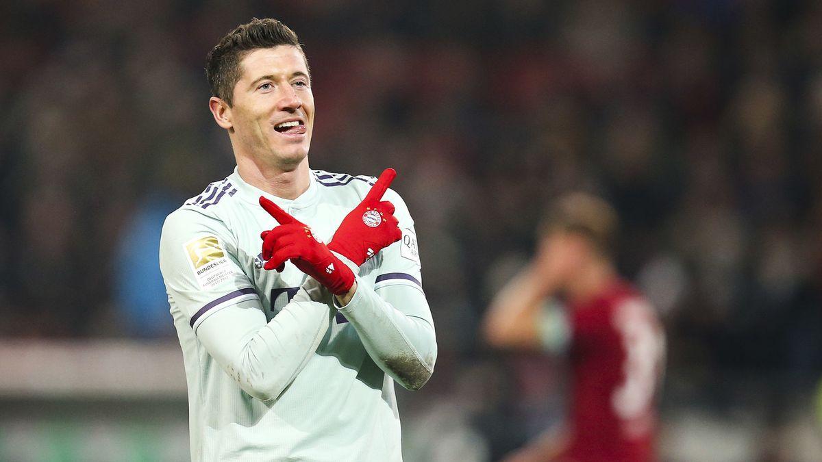 La mise au point de Lewandowski sur la rumeur PSG — Bayern