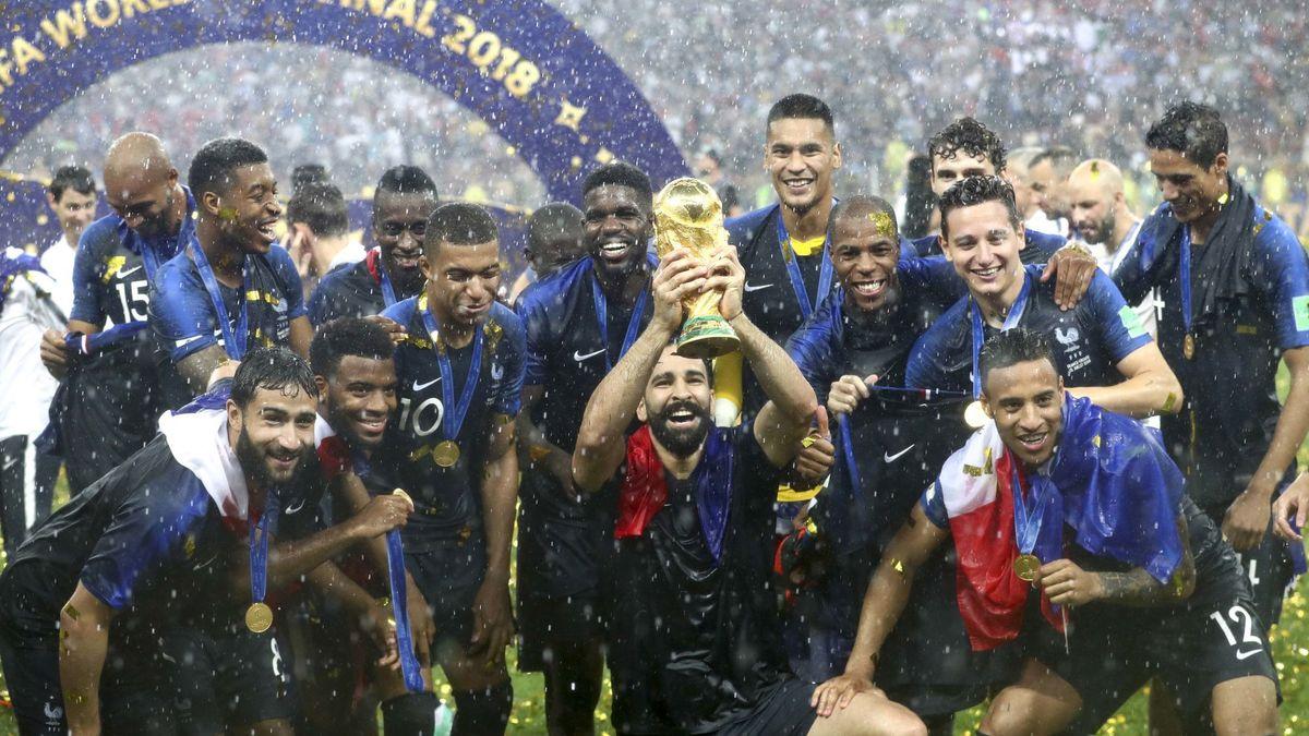 Mercato - PSG : Pogba, Griezmann… Quel Champion du monde aurait sa place au PSG ?