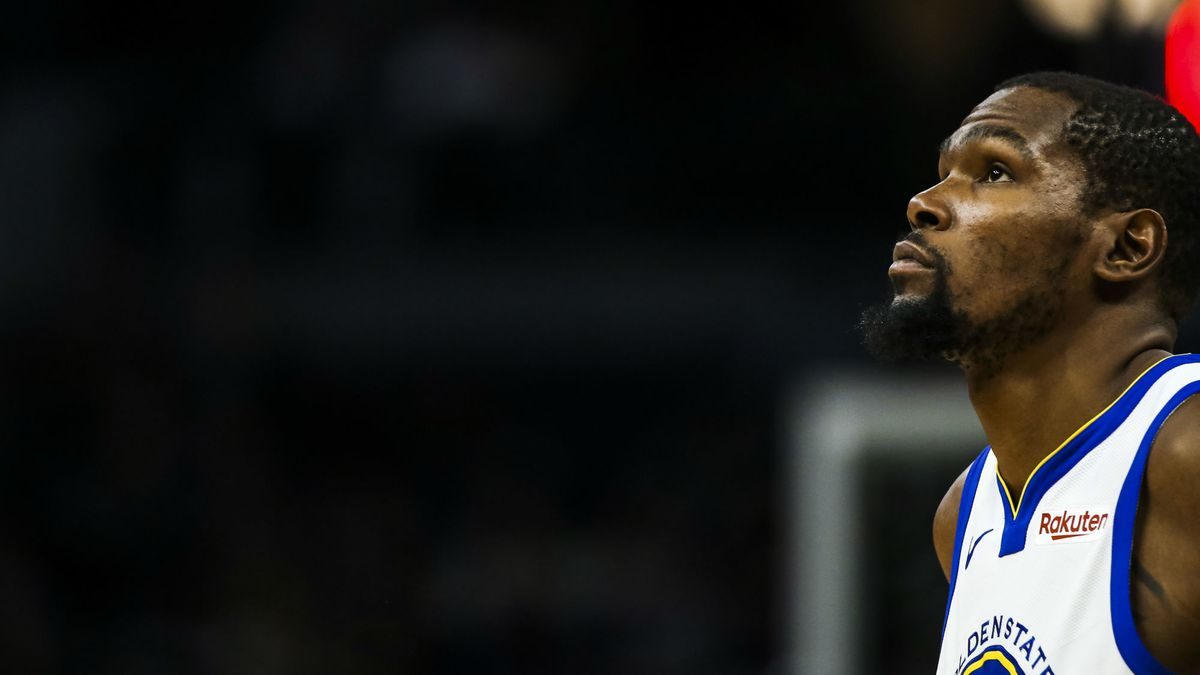 Kevin Durant rejoint les Brooklyn Nets — NBA