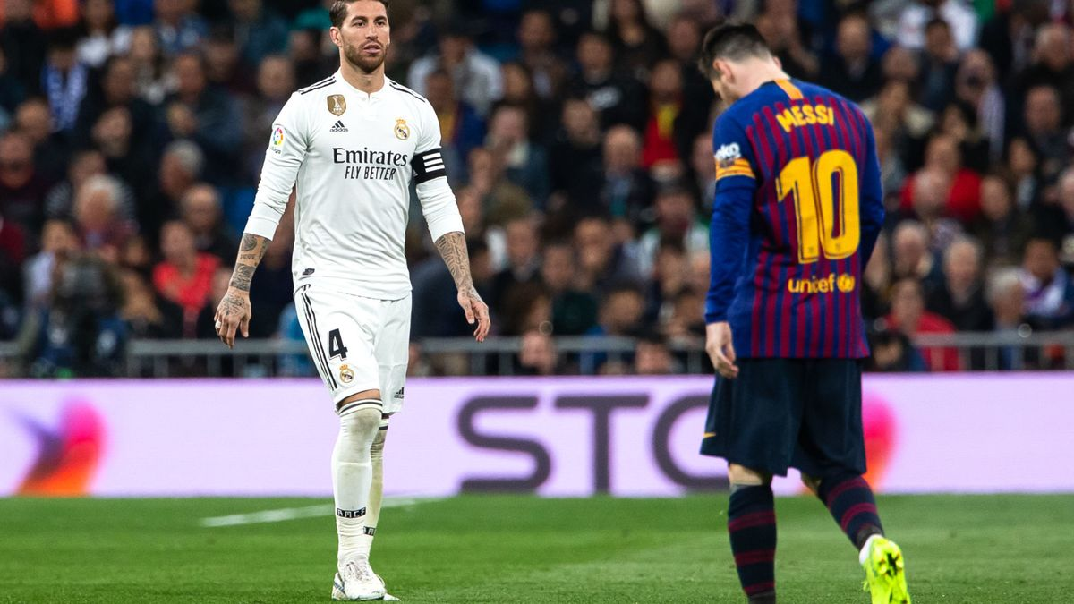 Barcelone : Sergio Ramos s'enflamme pour Lionel Messi !