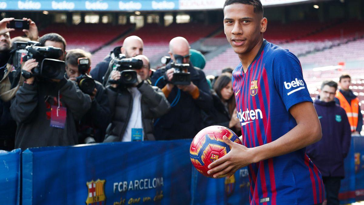 De Ligt ne pense pas au mercato estival — Barça