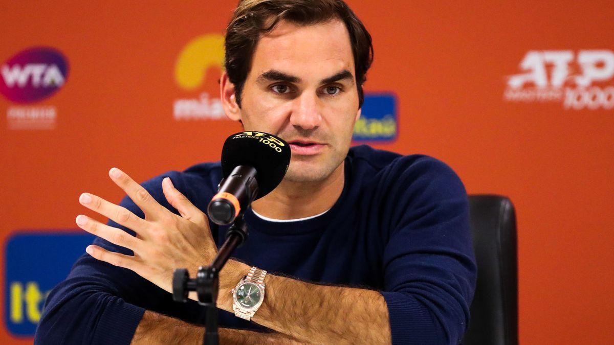Tennis : Roger Federer fait une révélation sur son niveau actuel !
