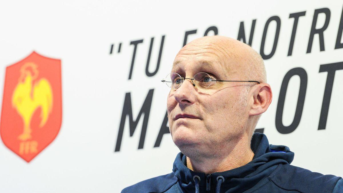 XV de France : Laporte dément la nomination de Fabien Galthié
