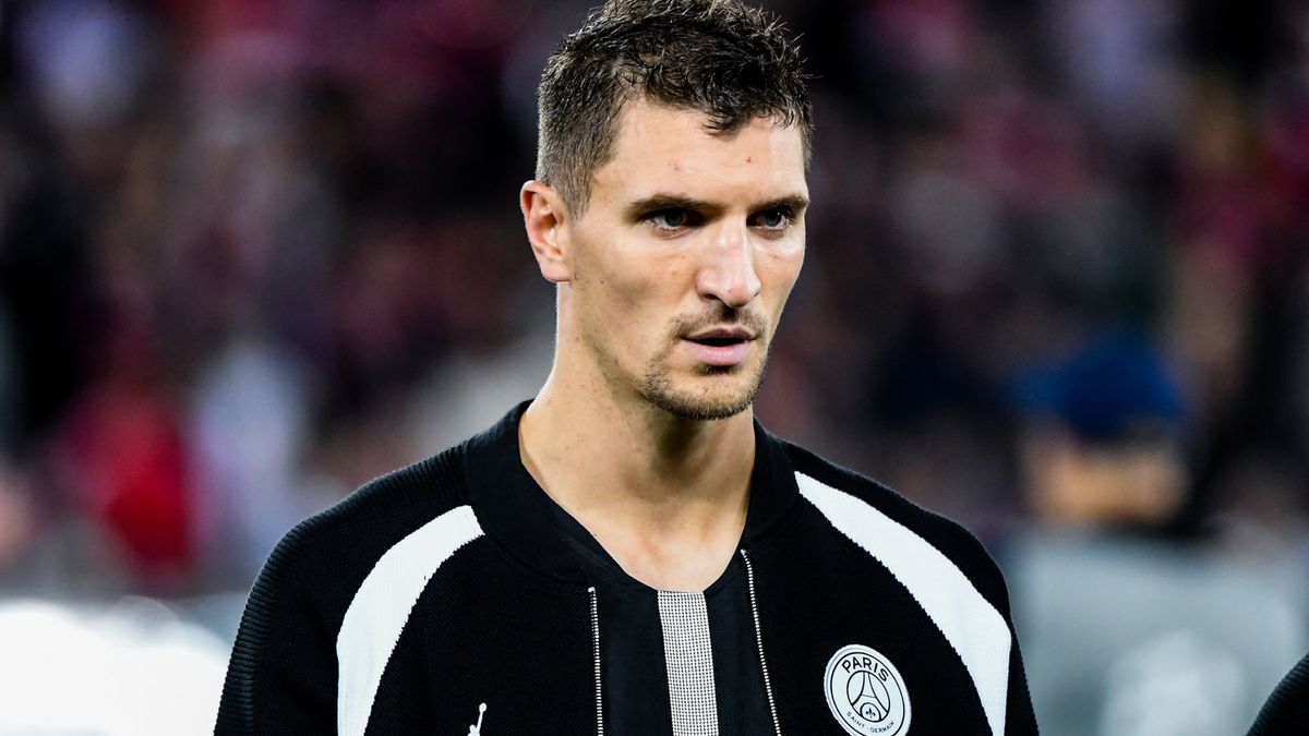 Thomas Meunier fait le malin, Paris ne rigole plus — PSG
