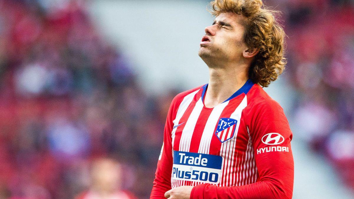 Vidéo : Le joli coup franc d'Antoine Griezmann lors d'Atlético-Celta Vigo