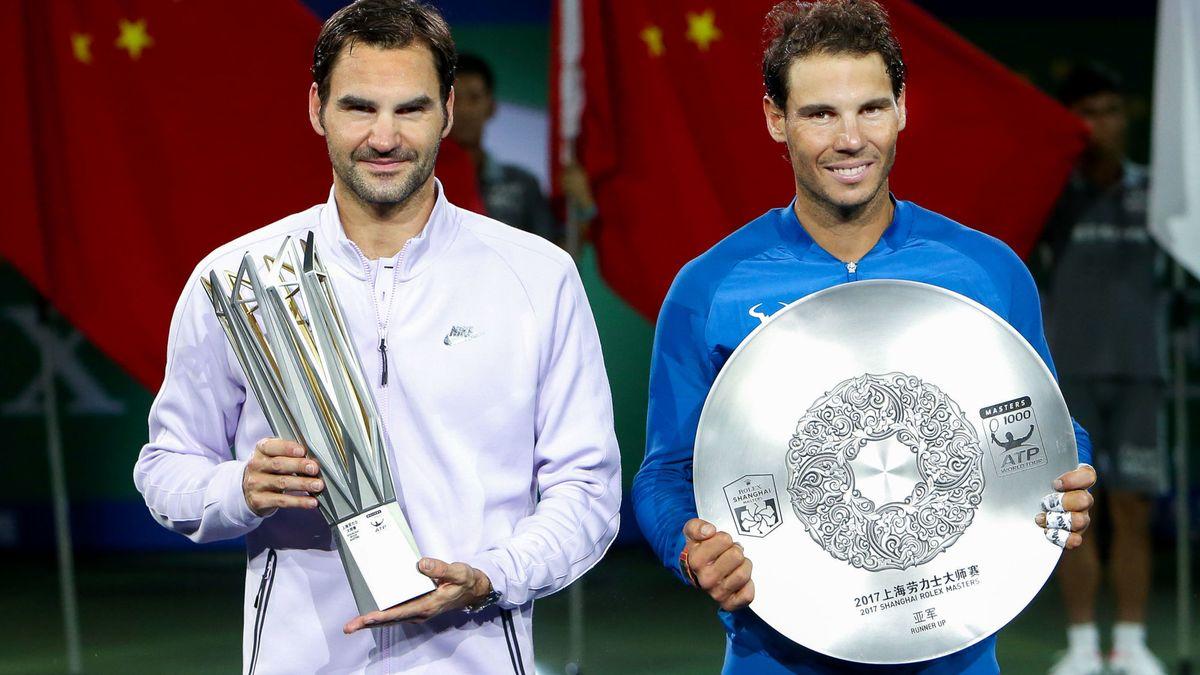 Roland Garros : Rafael Nadal envoie Roger Federer en orbite