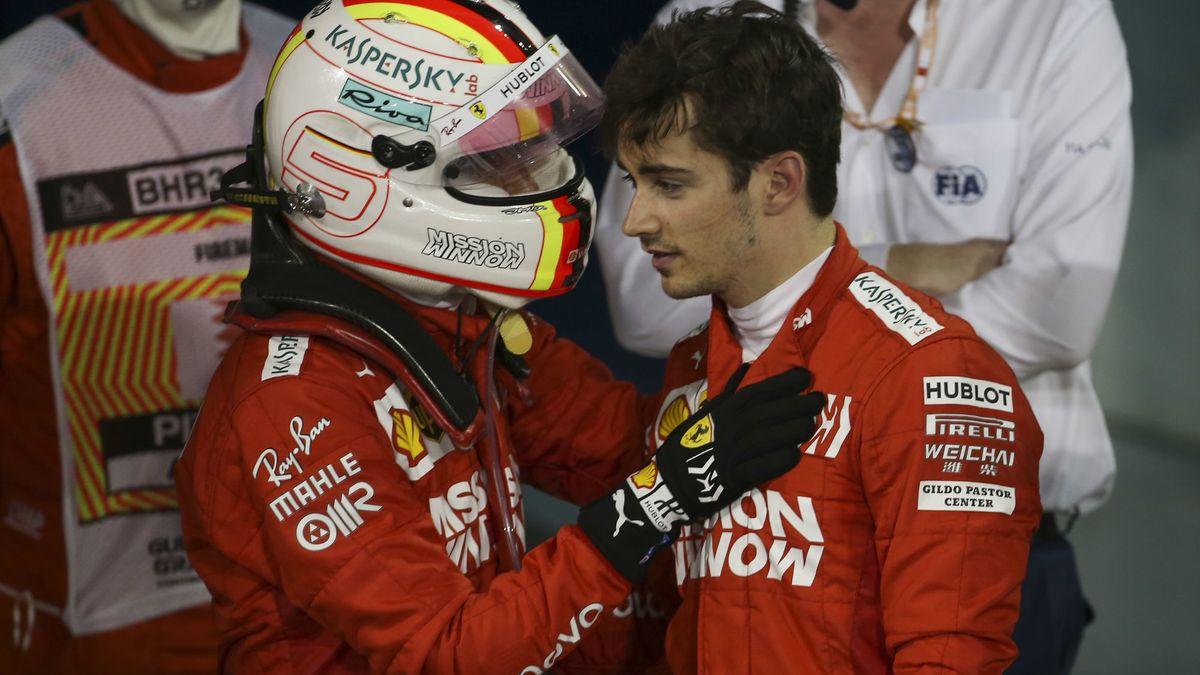 Formule 1 : L'étonnante comparaison d'Alonso sur la rivalité Vettel-Leclerc !