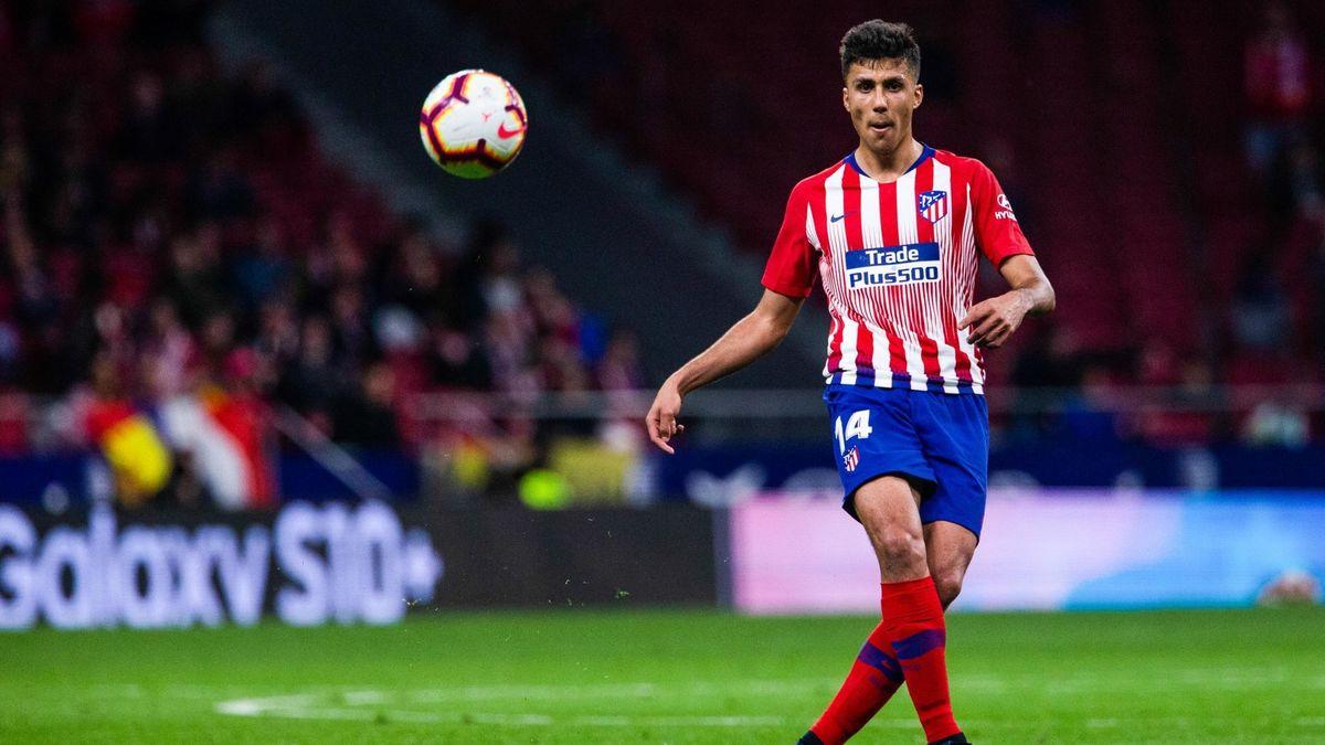 Manchester City : une offre pour un joueur de l'Atlético Madrid