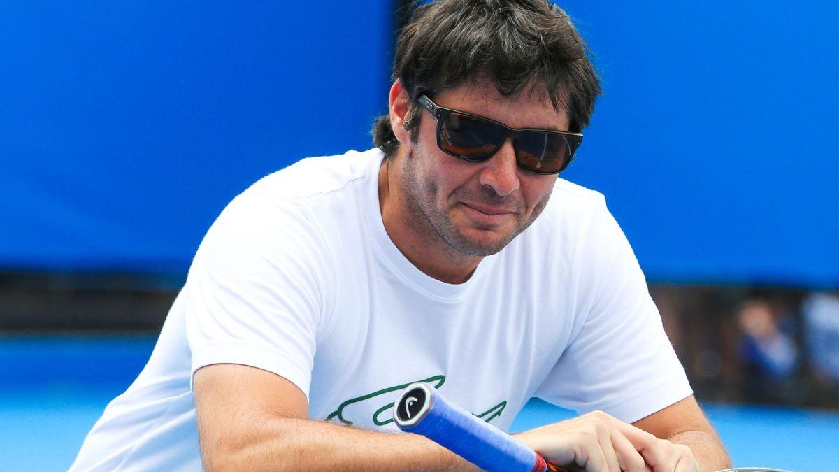 Tennis : Sébastien Grosjean évoque le niveau actuel du tennis français…