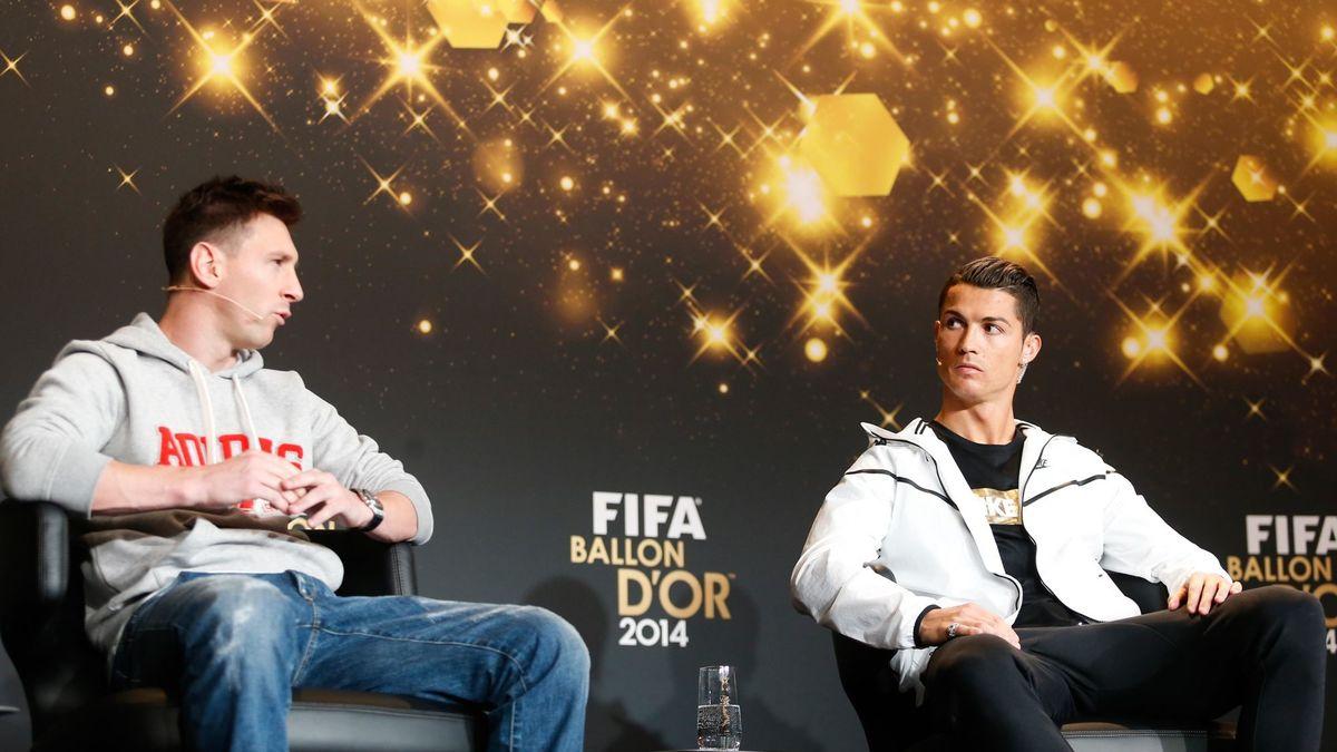 Mbappé : Messi et Cristiano?