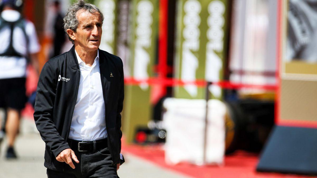 Formule 1 : Alain Prost juge Ferrari, Mercedes et Red Bull !