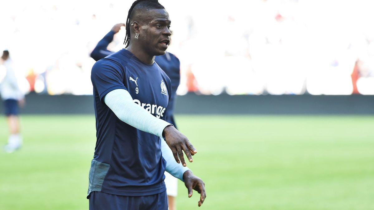 Vieira justifie le départ de Mario Balotelli — Nice