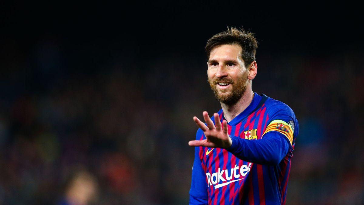 Barcelone barcelone cette promesse que lionel messi est déterminé à réaliser