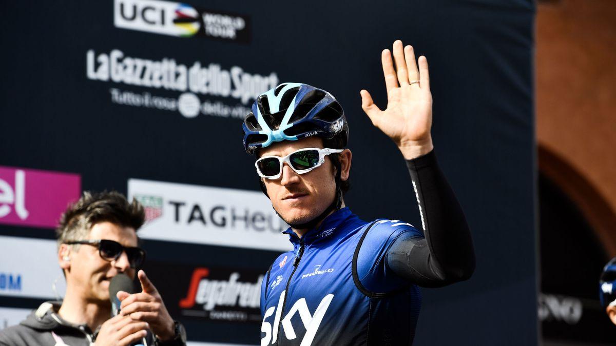 Cyclisme : Geraint Thomas annonce la couleur pour le Tour de France !