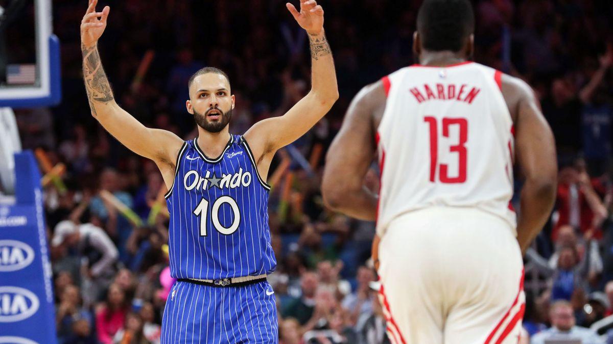 Basket - NBA : Evan Fournier affiche sa confiance avant Toronto !