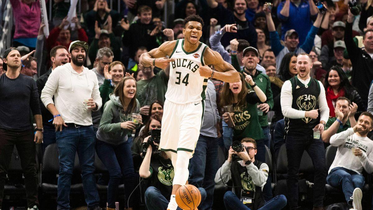 Basket - NBA : Giannis Antetokounmpo affiche ses ambitions pour la suite de la saison…