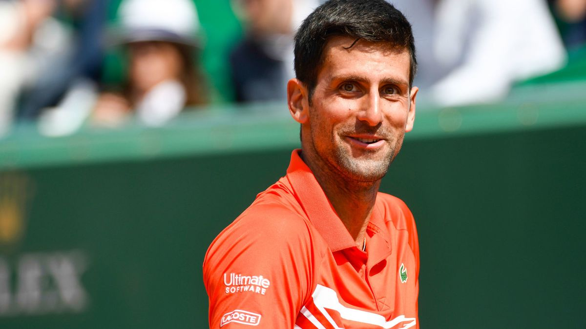 Tennis : Djokovic s'enflamme pour le sacre de Fognini à Monte-Carlo !