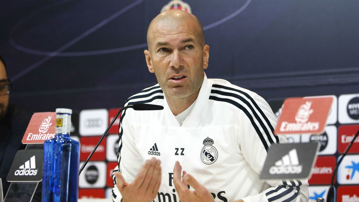 Real Madrid : Zidane égratigne le FC Barcelone !