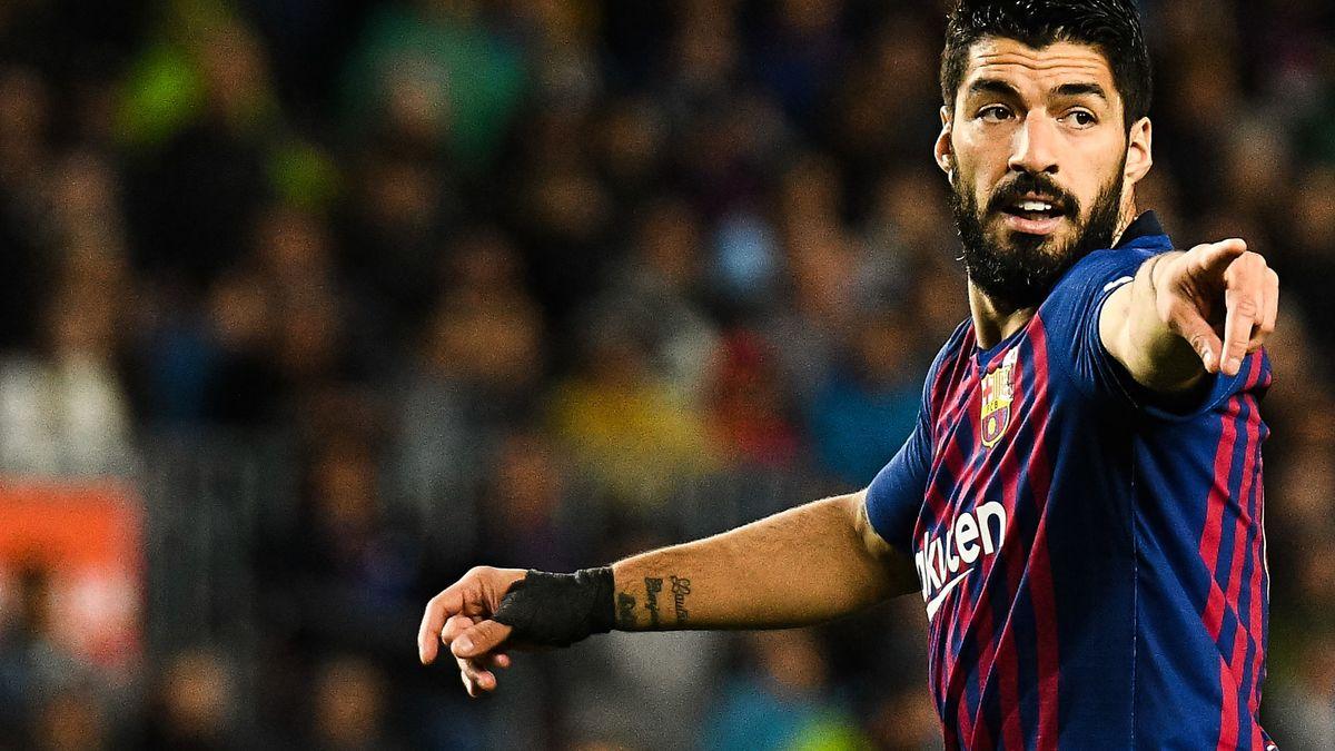 Suarez évoque ses retrouvailles avec Liverpool — Barcelone