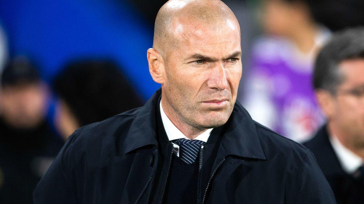 Mercato - Real Madrid : Et si Zidane claquait vraiment la porte ?