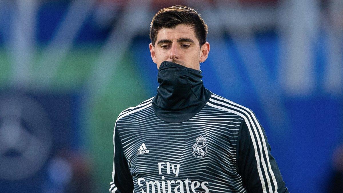 Thibaut Courtois sera le gardien titulaire du Real Madrid la saison prochaine