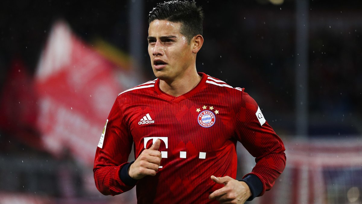 Real Madrid - Mercato : James Rodriguez a donné son accord…