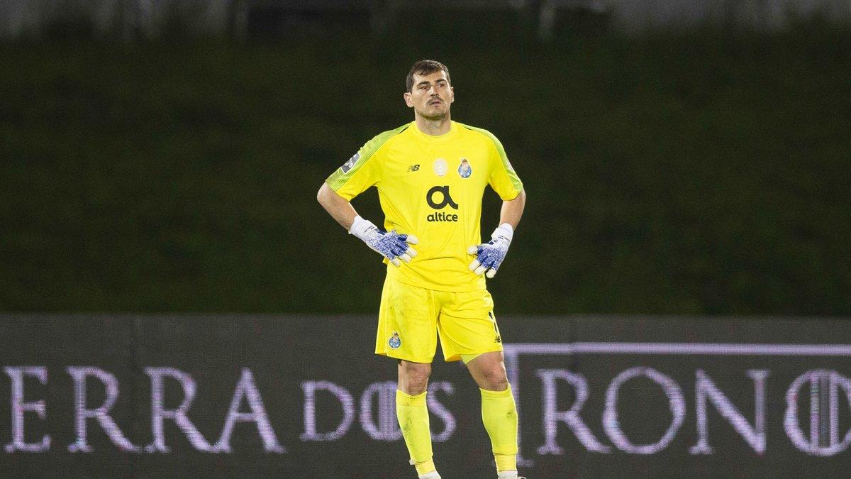 Casillas sort de l'hôpital
