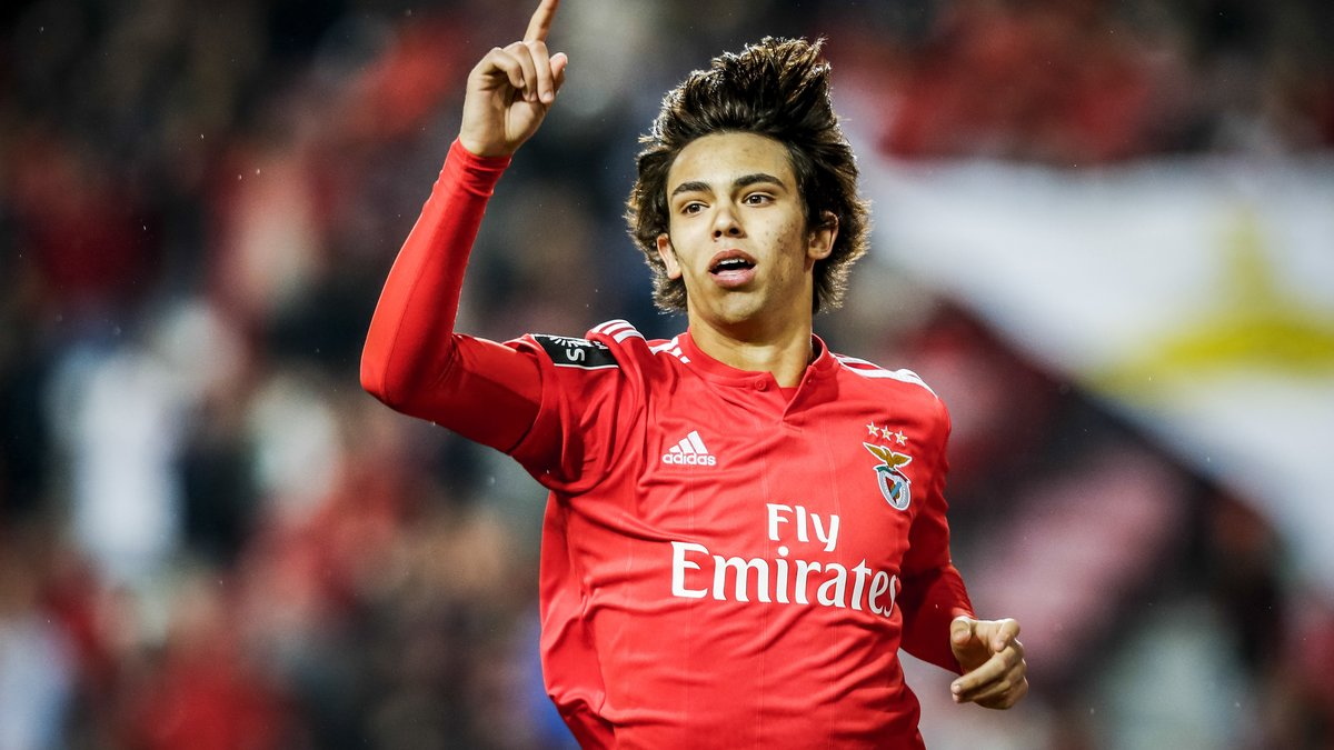 Joao Felix proche de l'Atlético — Mercato Benfica