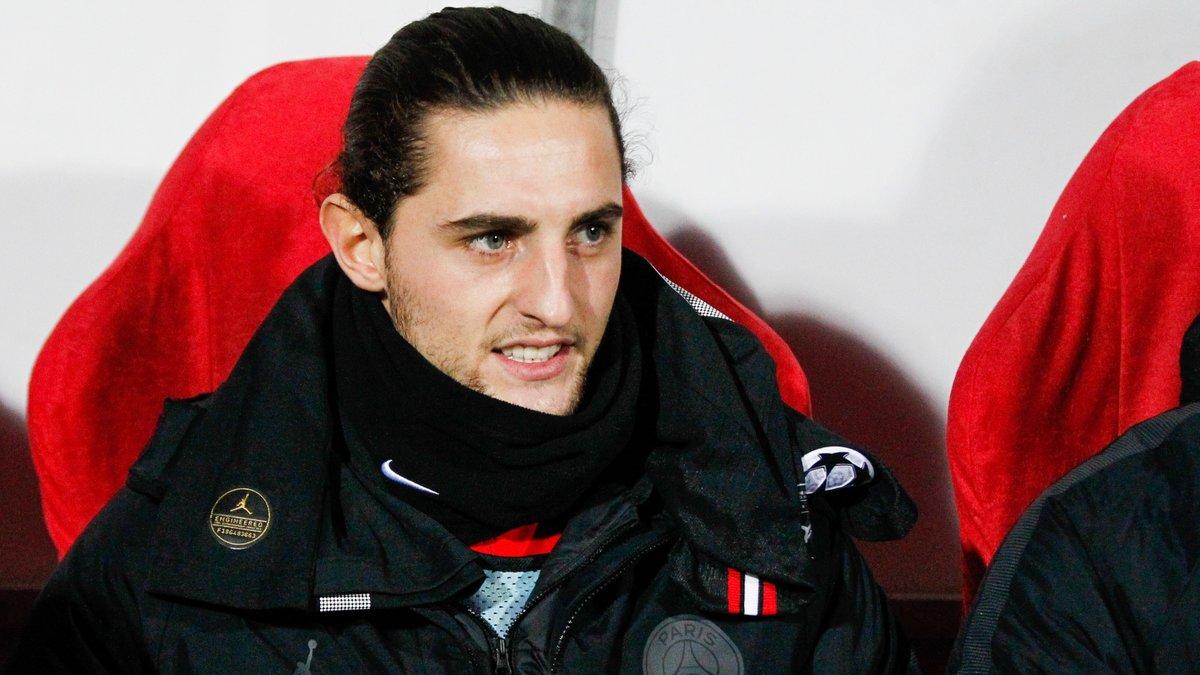 Adrien Rabiot serait en partance pour un grand club européen — PSG