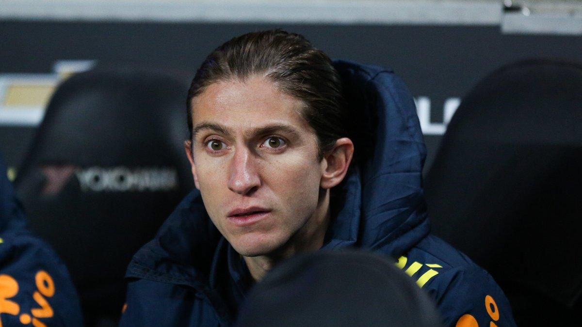 Mercato : l'Olympique lyonnais aurait des vues sur Filipe Luis