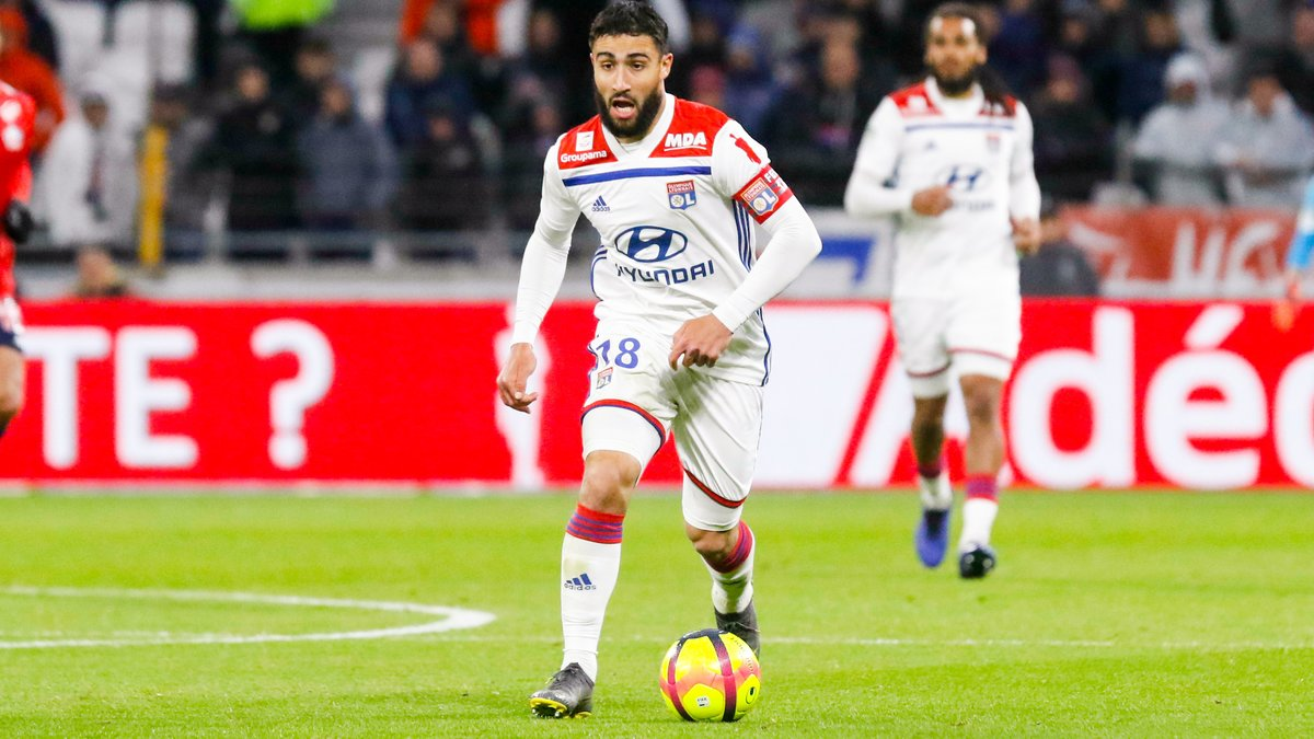 Nabil Fekir s'engage au Betis Séville — Officiel