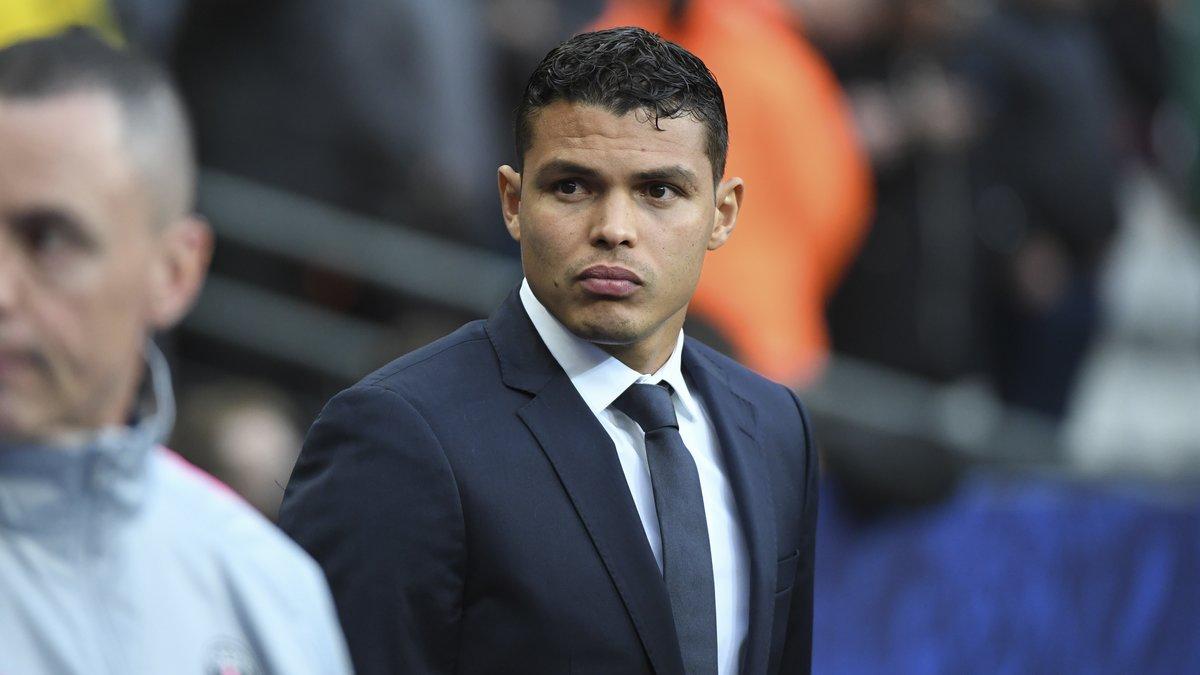 Thiago Silva out, Leonardo passe à l'action — PSG