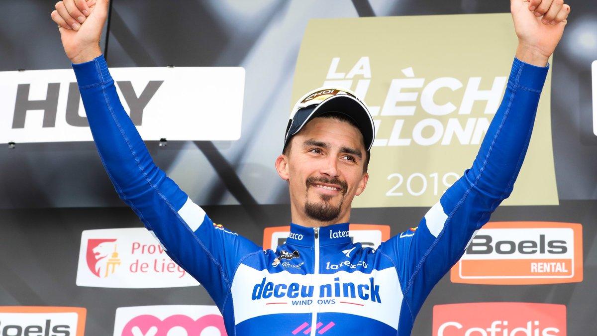Cyclisme : Quand Romain Bardet s'enflamme pour Julian Alaphilippe !