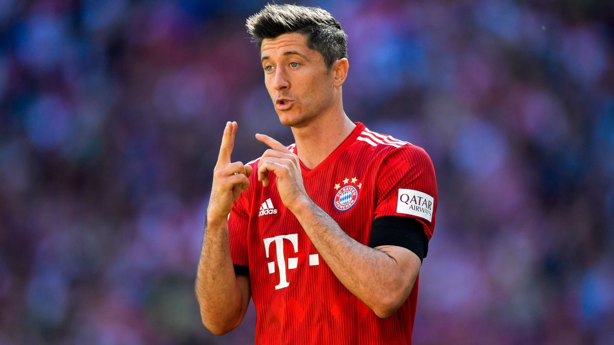 Robert Lewandowski (Bayern Munich) courtisé par le PSG et Manchester United — Mercato