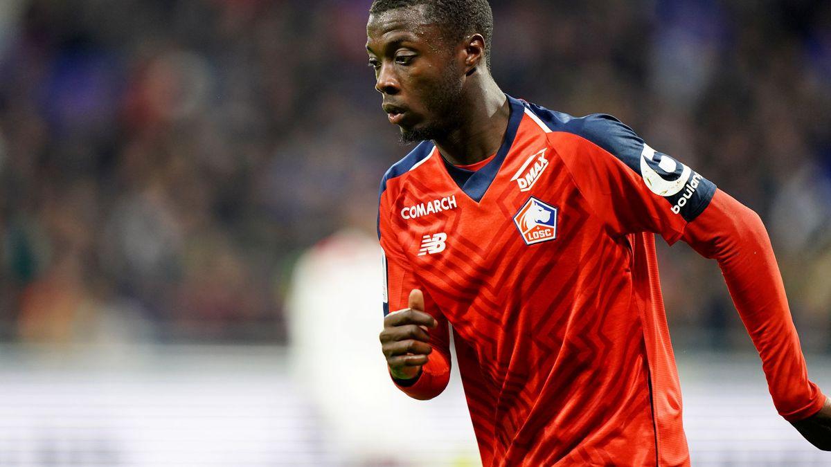 Galtier confirme le départ de Pépé — Mercato Losc